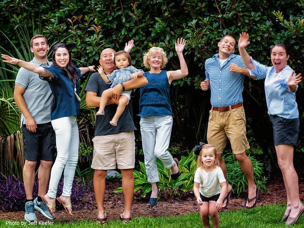 Mary's family  Photos