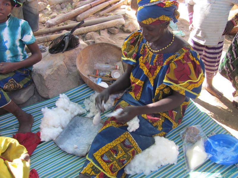 cottonspinning Mali
