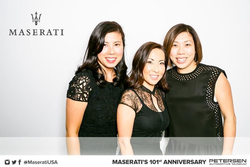 Maserati's 101st Anniversary