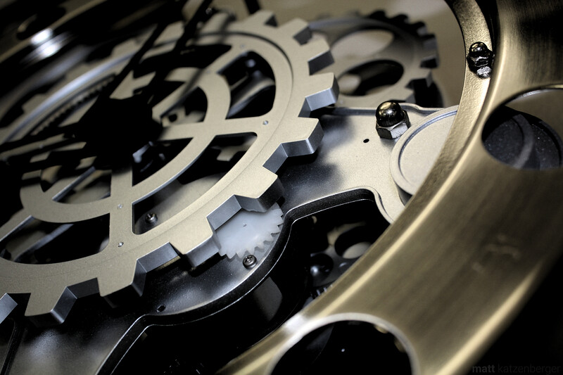 Dark Clockwork