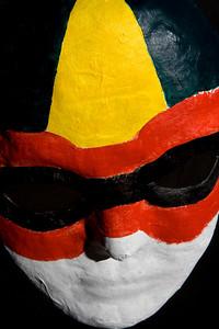 Super Hero 1 (In Masks-Masks Wall Seven)