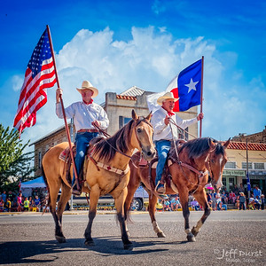 Mason Parade and Roundup