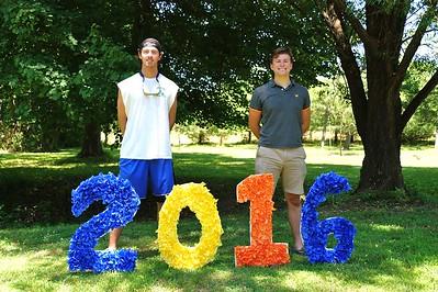 2016 Mason & Nick Graduation Party - Martha's pics