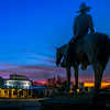 Square Cowboy Sunrise EDITED
