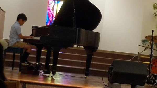 2018-05-06 Piano Recital