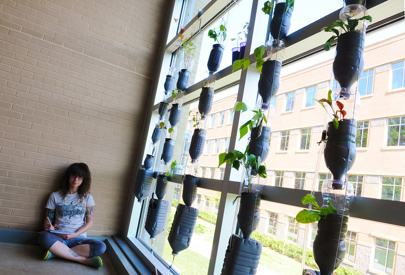 School of Art Windowfarm