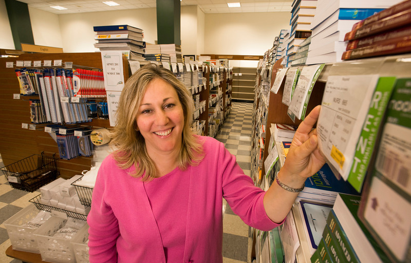 Bookstore Manager Barbara Headley