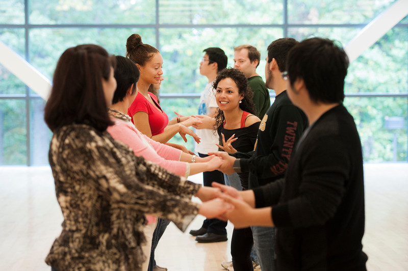 PHED 107: Social Dance