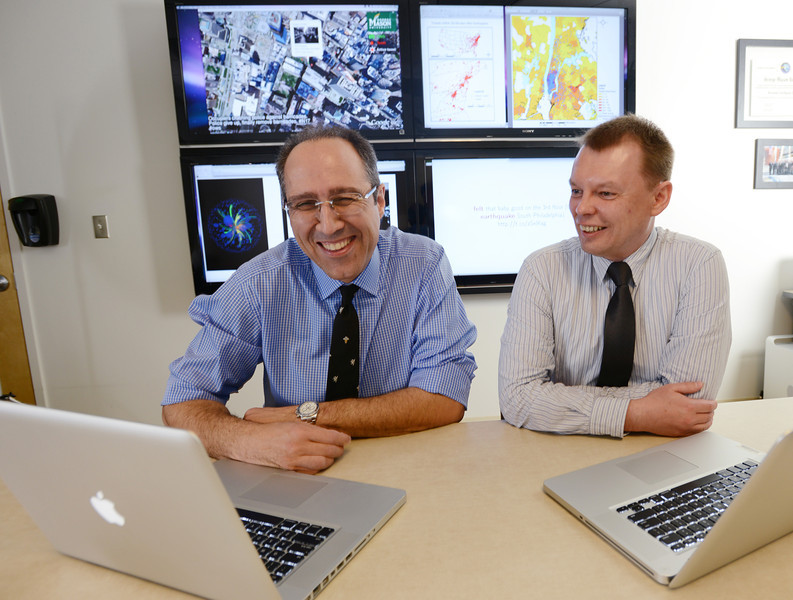 Center for Geospatial Intelligence and Geoinformatics