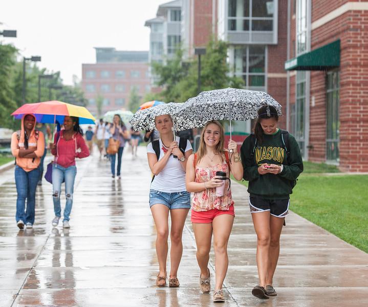 Students in Rappahannock Neighborhood