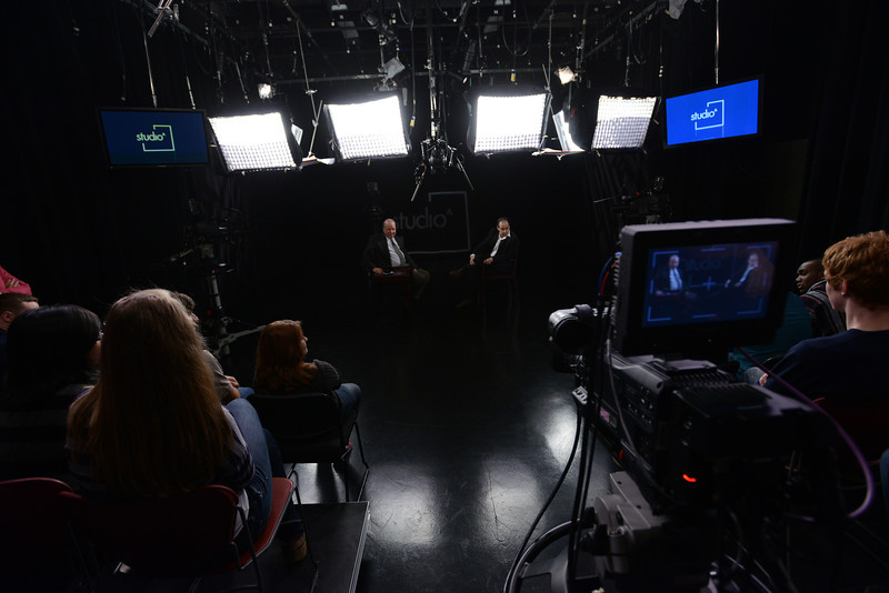 GMU-TV Studio A
