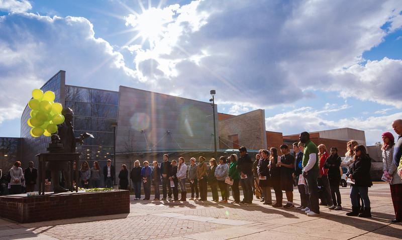 Sandy Hook Elementary School Vigil