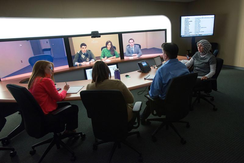 Telepresence Classroom