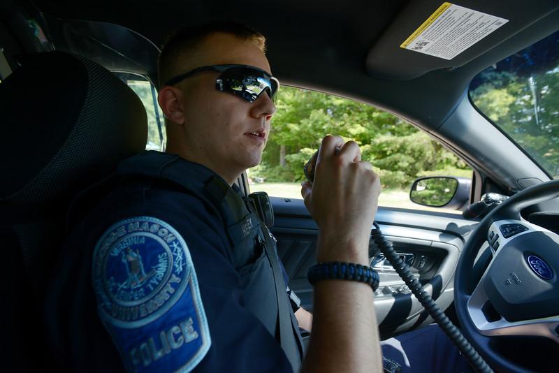 George Mason Police