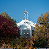 Johnson Center in Fall