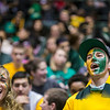 George Mason Men's Basketball team takes on University of Richmond during the annual Homecoming game at the Patriot Center. Photo by Craig Bisacre/Creative Services/George Mason University