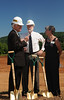 Smithsonian-Mason Groundbreaking Ceremony