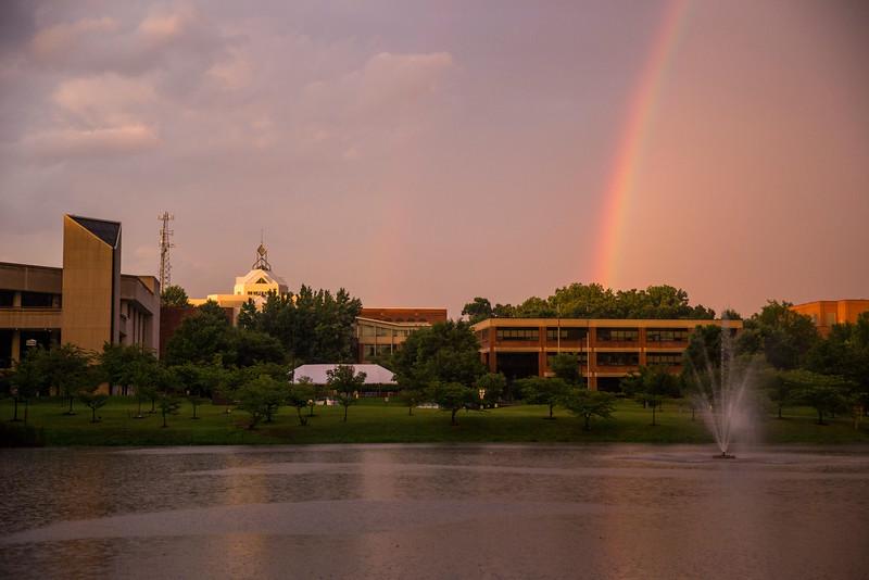 Rainbow Mason Pond