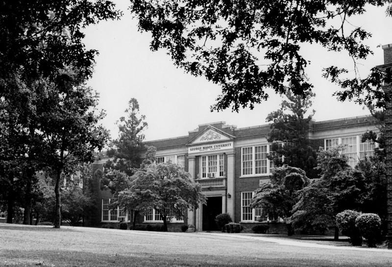 George Mason Univeristy, North Campus Building