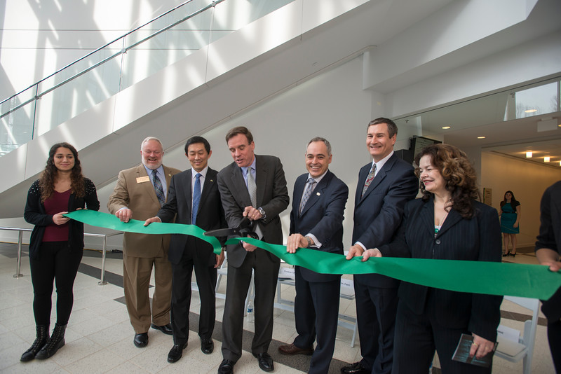 Cyber Security Ribbon Cutting