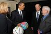 Barack Obama vists George Mason University