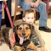VA Service Dog Chrisy