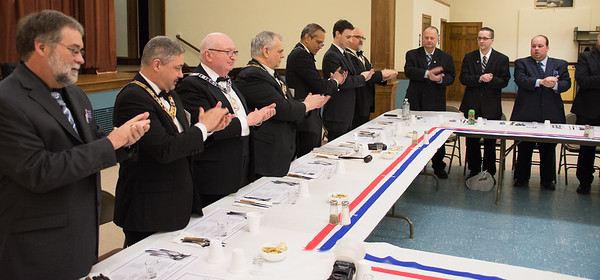Pentucket Table Lodge 2017