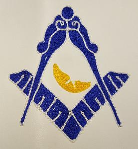 Good Jr Deacon Symbol, closeup