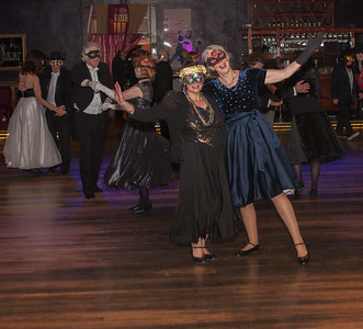 Masquerade Ball 2017 - Dancer