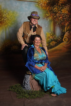 10~ Rootin tootin Ronnenberg & Belly dancin Brown
