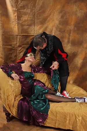 12 & 17 Lady Melinda & Sir Joe Converse
