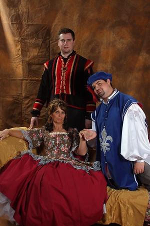 4- Madame Stookey & her Knights