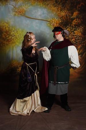 25~ Maid Marion & Robin Hood