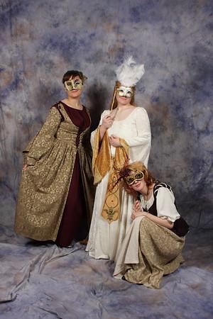 9- Kimberly White& her maidens