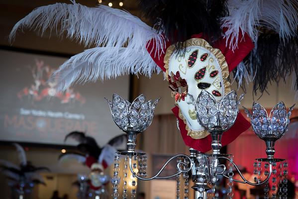 SYHC Masquerade Ball at the Del