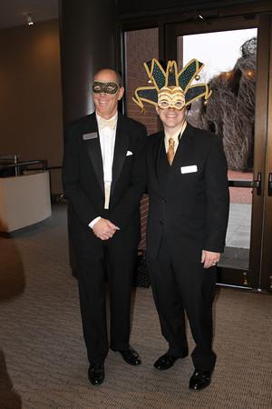 Peter B  Lane and Nick Zazal