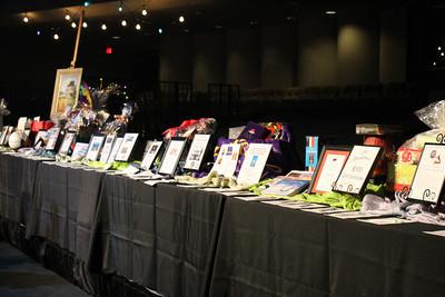 Silent Auction Table 1