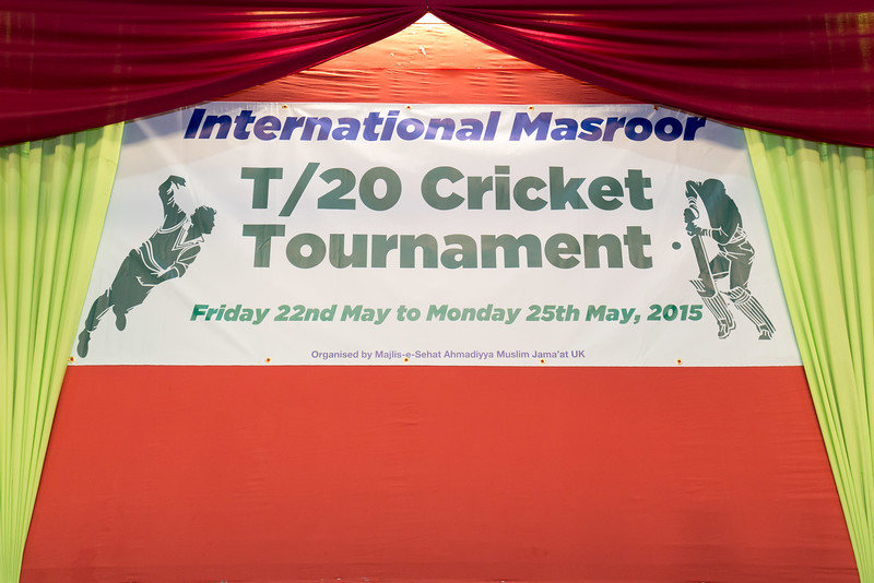 Masroor 2015 Cricket opening - BEST VIEWED AS A SLIDESHOW