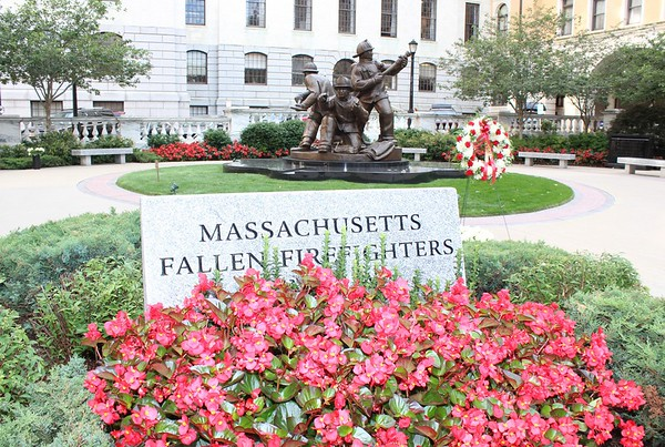 Mass Fallen Firefighters Memorial 2017