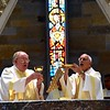 Dn. David and Fr. Dominic