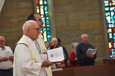 Fr. John and Fr. Rafael