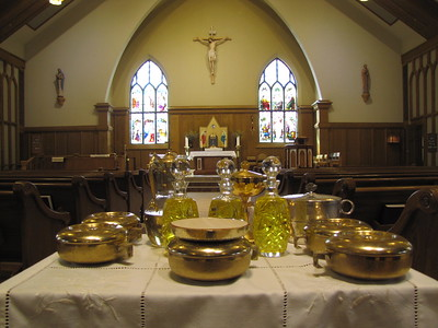 Mass of the Lord's Supper Holy Thursday