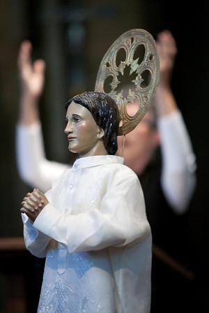 Sept 20, 2009 - 9:45 Mass
