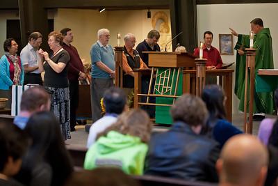 Sept 30, 2012 - 9:45 Mass