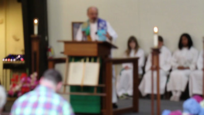 July 21, 2013 - 9:45 Mass by Fr. Dave Gese