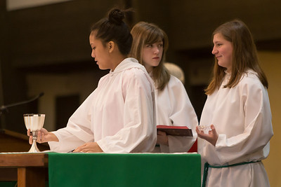Jan 26, 2014 - 9:45 Mass by Fr Jack