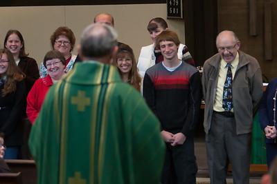 October 16, 2011-  9:45 Mass