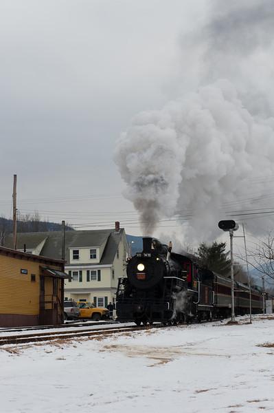 Bartlett Station Run-By 29