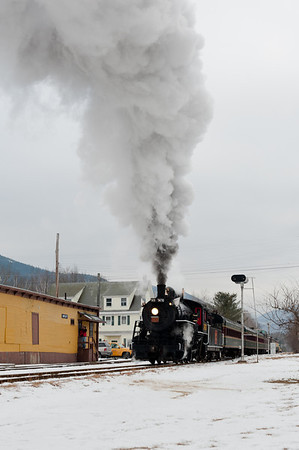 2012 Steam In The Snow
