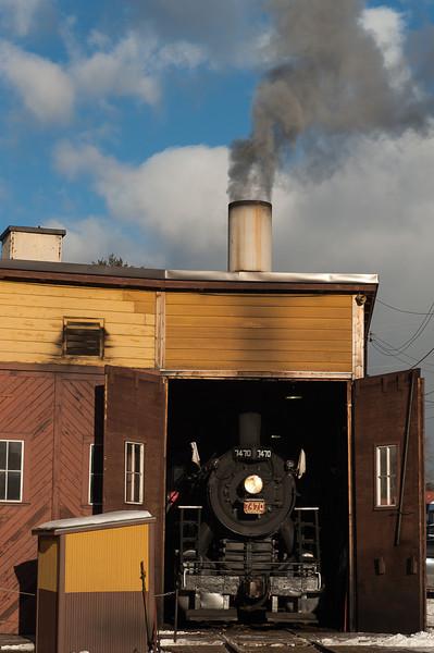 a  Enter Steam Engine 4740 01